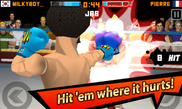 punch hero - Android Fighting Game