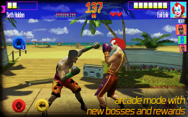 real boxing - free fighting games for Android