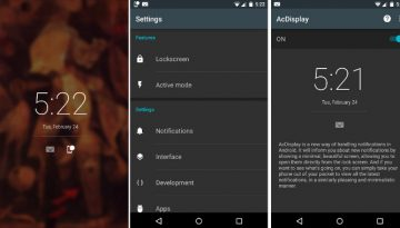 acdisplay - best Android notification apps 2016