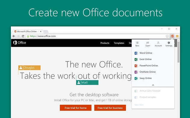 office online - best Chrome apps