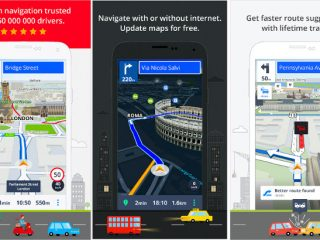 Best GPS navigation apps for Android and iPhone