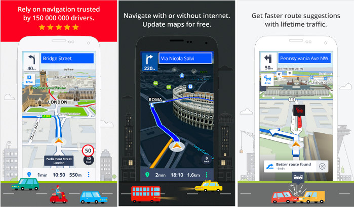 Best GPS Navigation apps for Android and iPhone (2019)