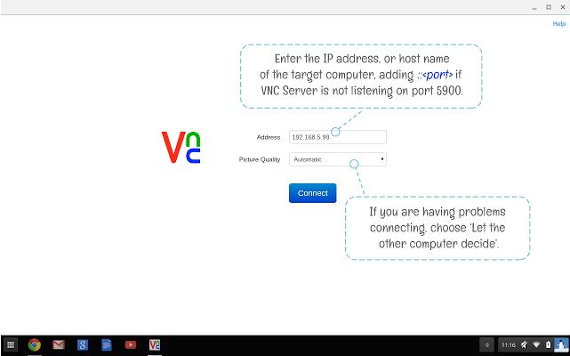 vnc viewer - best remote desktop connection app