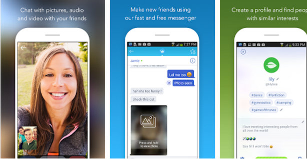 chatous - top apps like omegle to chat with strangers