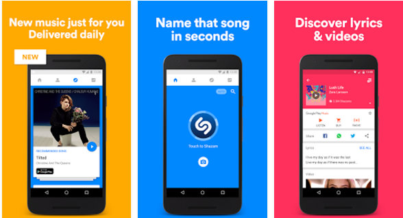 shazam best What Song is this app for 2016