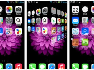 Best iPhone launcher apps for Android to have iOS-like home screen