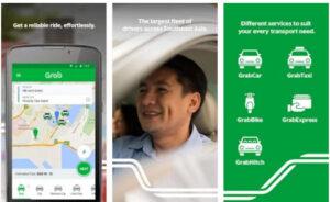 grabtaxi - apps like Uber