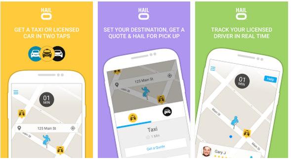 hailo : Taxi app uber alternative