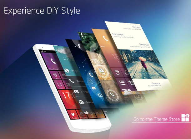 8 wp style - best Windows launcher for Android