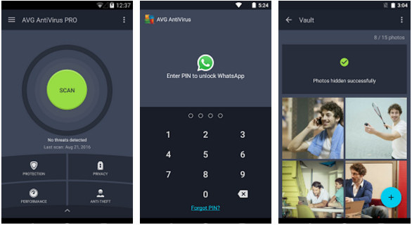 antivirus pro - best paid Android apps