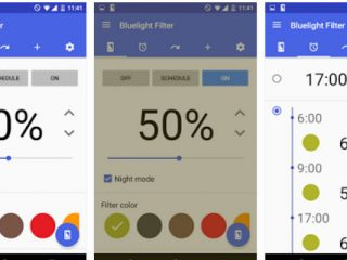 Best night mode apps for Android to filter blue light