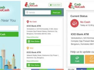 Top 3 Best app to find ATM with cash in India