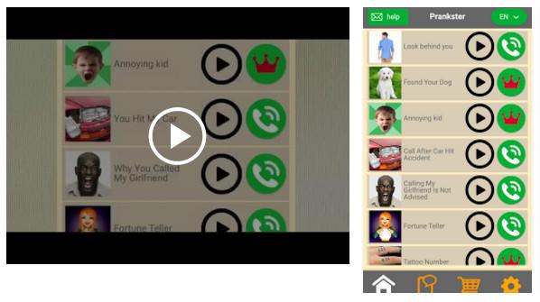 prankster : best prank call app