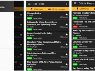 8 Best police scanner apps for Android