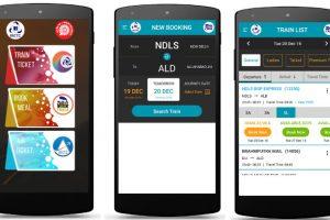 IRCTC Rail Connect app download