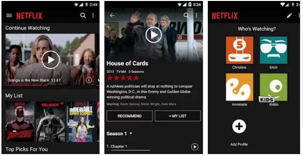 Netflix - Best Indian Live TV app