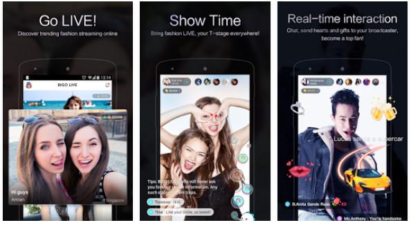 bigo live app for Android