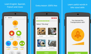 duolingo - best app to learn english spanish languages