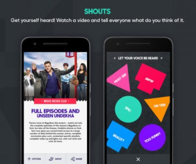 voot - best live TV apps