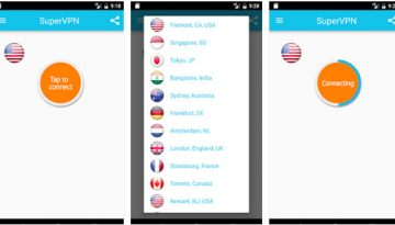 Super VPN review : free proxy for Android