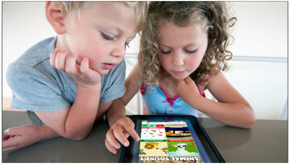 Best Android and iPhone apps for Toddlers