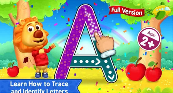 ABC for kids - best apps for toddlers
