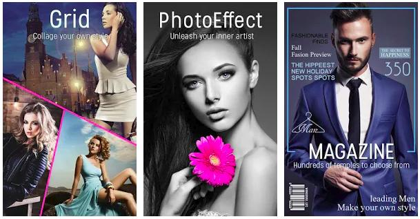 Asus layout editor - Best photo collage maker apps