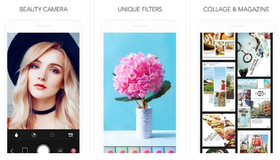 Moldiv by JellyBus - best photo collage maker apps for Android