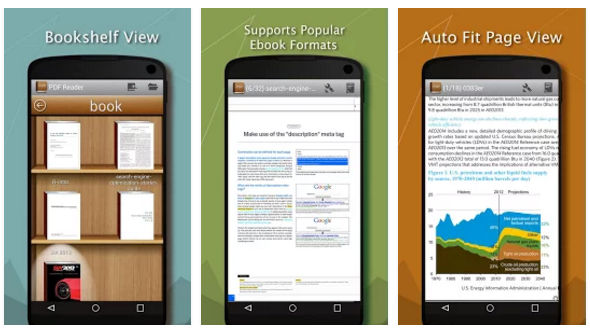 Best Android PDF reader apps  pws