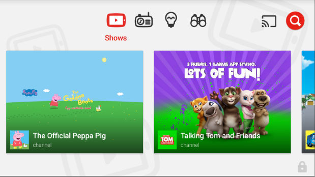 YouTube Best Kids apps