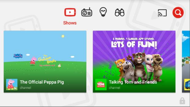 YouTube Best Kids apps