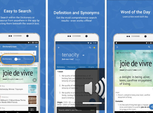 Top 5 Best Dictionary App for Android