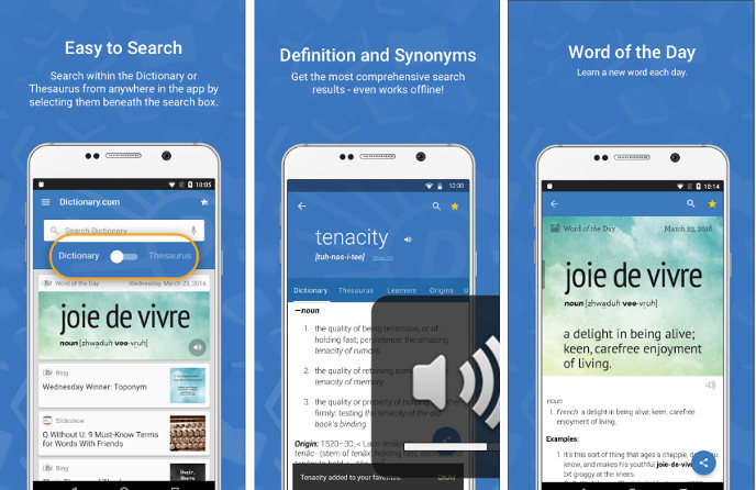 Top 5 Best dictionary app for Android (2019)