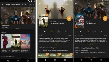 plex app for Android TV box