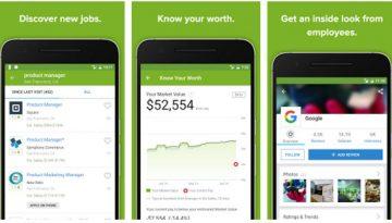 Glassdoor app free download