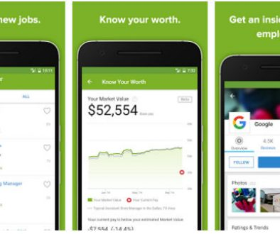 Glassdoor app free download