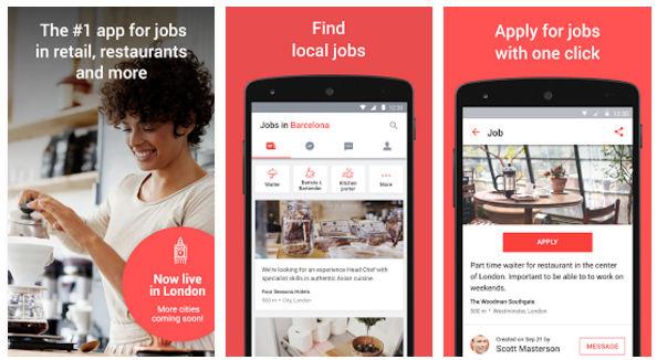 Job Today app download