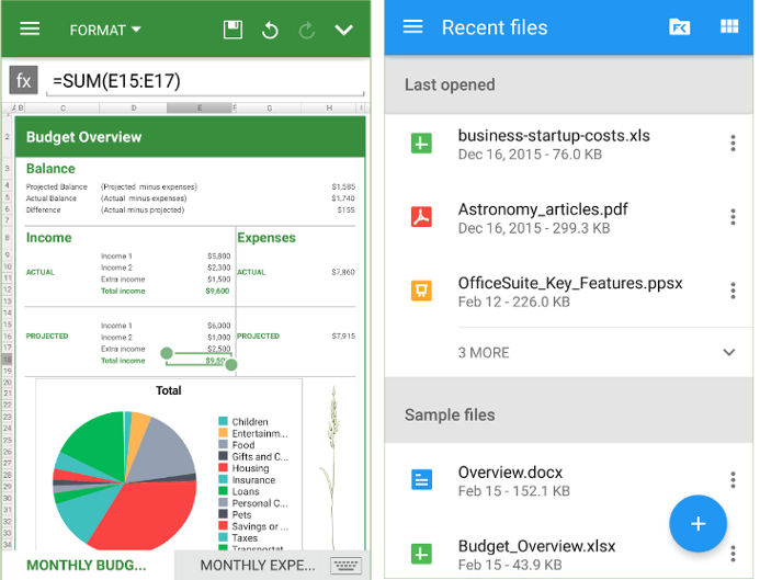 Top 6 Best Office App for Android (2019)