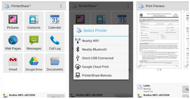 PrintShare - best printing app for Android and iOS