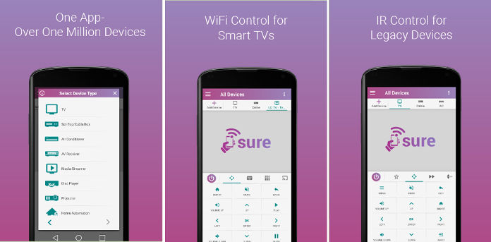 Sure - best remote apps for Android