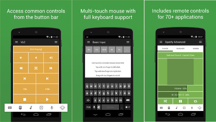Top 5 Best Android Remote App