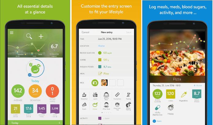 Top 5 Best diabetes apps for diabetic patients