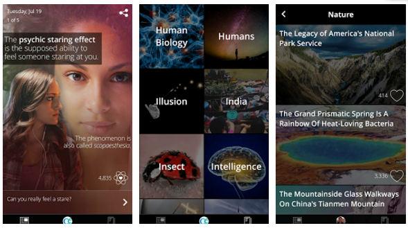 Curiosity - best Android Fun app