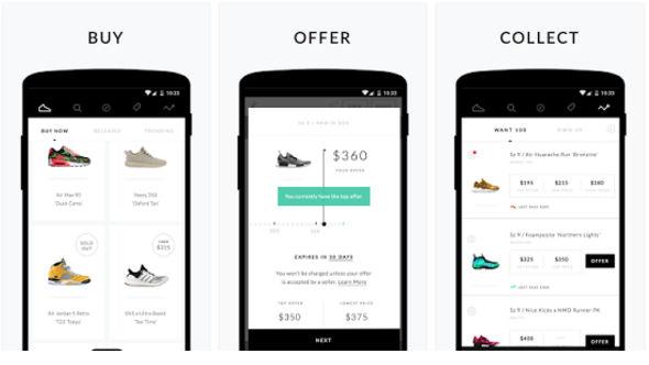 Goat app - best shoes app
