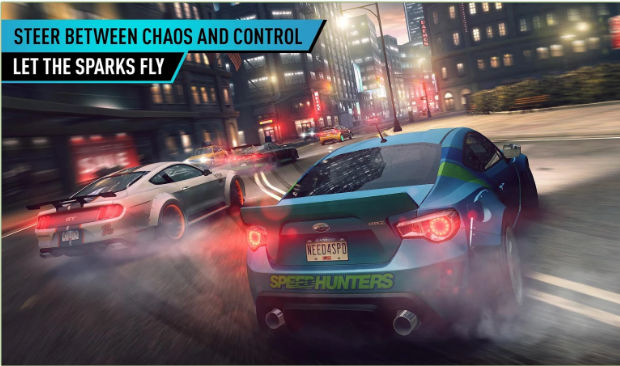 Need for speed - best car racing games for Android