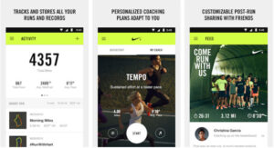 Nike+ Run Club - best running app for android