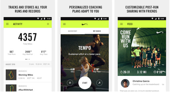 5 Best running apps for Android and iOS