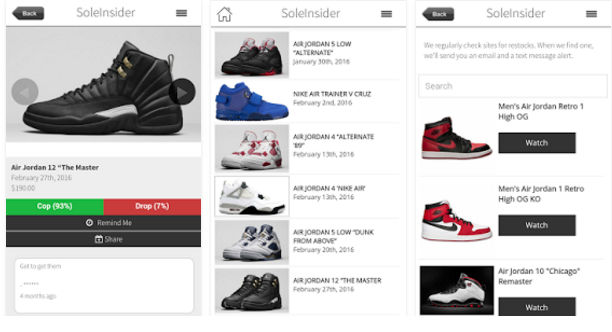 Sneaker Release Dates - best shoe apps
