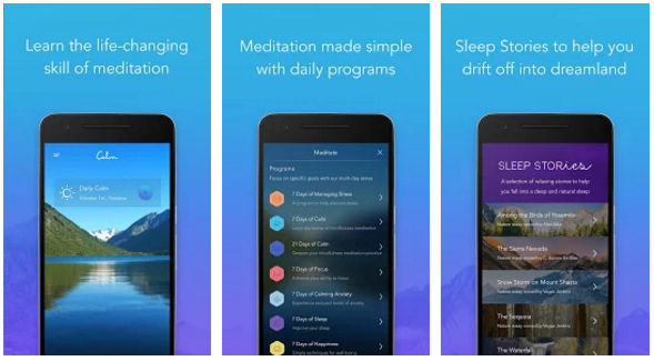 Best meditation apps for Android and IOS to relieve stress