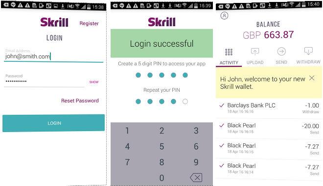 skrill - best alternative to PayPal